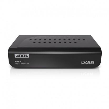 Engel Axil Receptor DVB-T2 HD Grabador