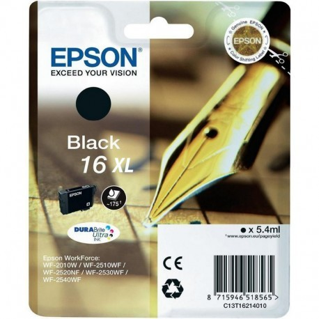 Epson T1631 XL Negro
