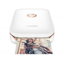 HP Sprocket Bluetooth Blanca