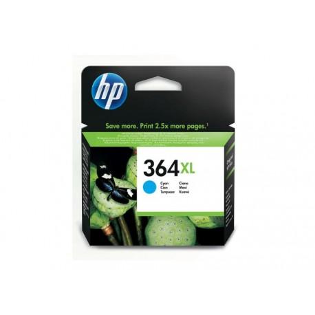 HP CB323EE Nº364 XL Cian
