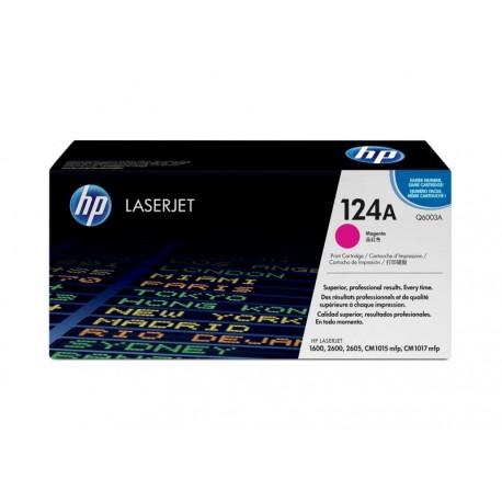 HP Q6003A Nº124A Magenta