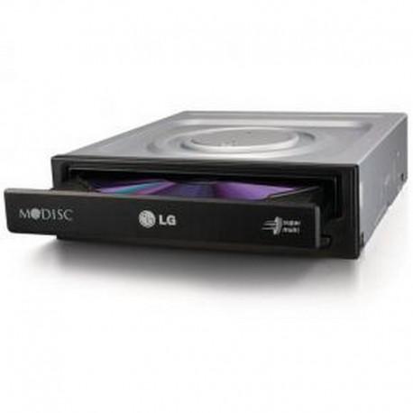 LG GH24NSB0 Grabadora DVD 24x Negra