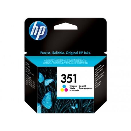 HP CB337EE Nº351 Tricolor