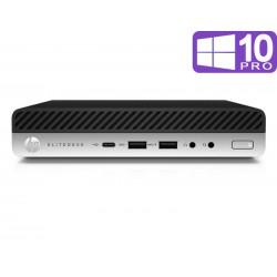 HP EliteDesk 800 G3 Mini Intel i5-7500T/8GB/256SSD