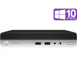 HP ProDesk 400 G3 Mini Intel i5-7500T/4GB/500GB