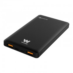 Woxter Power Bank QC 10500 Negro