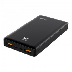 Woxter Power Bank QC 16000 Negro