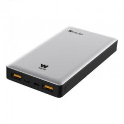 Woxter Power Bank QC 16000 Plata