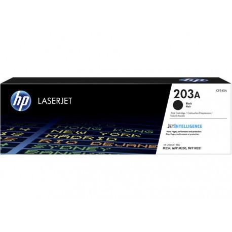 HP CF540A Nº203A Negro