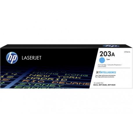 HP CF541A Nº203A Cian