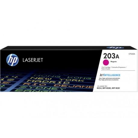 HP CF543A Nº203A Magenta