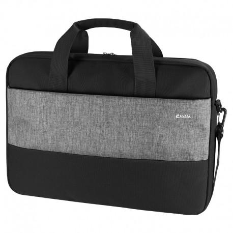 """E-Vitta Master Laptop Bag 17"""" Negro"""