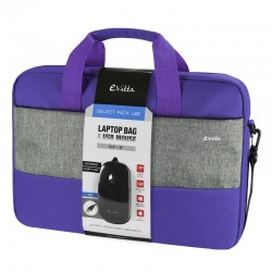 "E-Vitta Select Pack USB 16"" Morado"