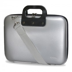"E-Vitta EVA Carbon Laptop Bag 13.3"" Plata"