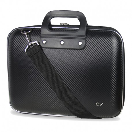 "E-Vitta EVA Carbon Laptop Bag 15.6"" Negro"