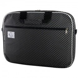 "E-Vitta Style Laptop Bag 16"" Dots"