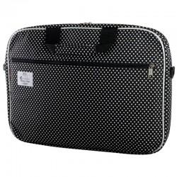 """E-Vitta Style Laptop Bag 16"""" Dots"""