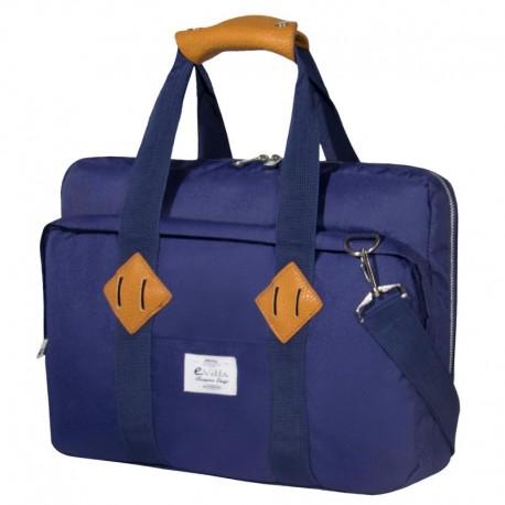 "E-Vitta Messenger Laptop Bag 16"" Azul"
