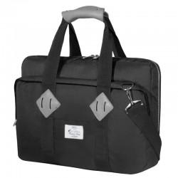 """E-Vitta Messenger Laptop Bag 16"""" Negro"""