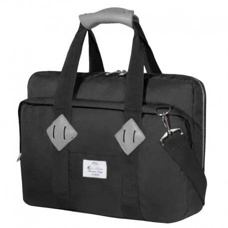 "E-Vitta Messenger Laptop Bag 16"" Negro"