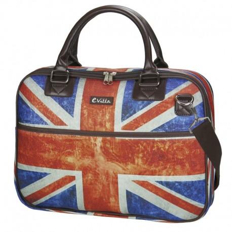 "E-Vitta Trendy Laptop Bag 16"" England"