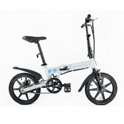 SmartGyro E-Bike Blanca