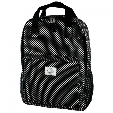 "E-Vitta Style Backpack 16"" Dots"