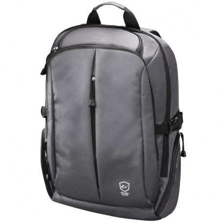 """E-Vitta Crossover Backpack 17"""" Negra"""
