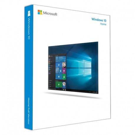 Microsoft Windows 10 Home 64bits