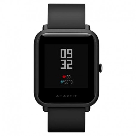 Xiaomi Amazfit BIP Smartwatch Negro