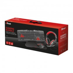 Trust Ziva 4-en-1 Gaming Bundle