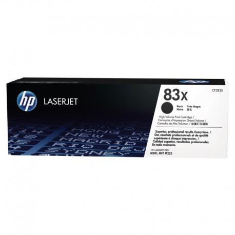 HP CF283X Nº83X Negro