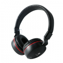 Talius Auriculares HPH-5005 con micrófono negro