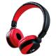 Talius Auricular HPH-5006BT Bluetooth FM/SD Rojo