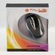 Talius Ratón MO-605 USB Negro/Plata