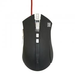 Talius Ratón Gaming Zero USB 4000DPI Negro