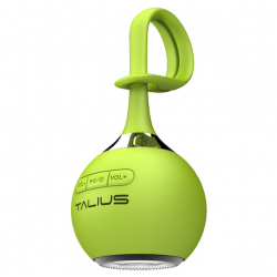 Talius Altavoz Drop Bluetooth Green