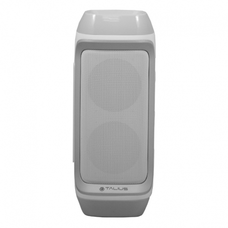 Talius 28BT Altavoz Bluetooth + PowerBank Blanco