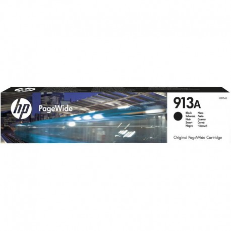 HP PageWide Nº913A Negro