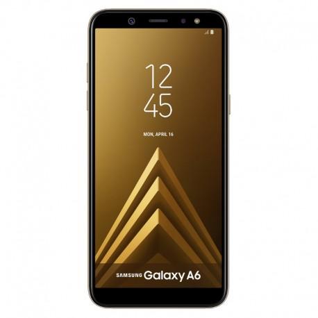 Samsung Galaxy A6 Dual-SIM Oro