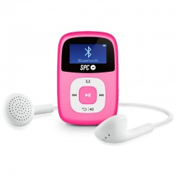 SPC Firefly 8GB Bluetooth Rosa