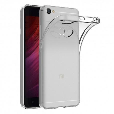 Funda Silicona Redmi Note 5A Transparente