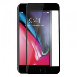 Cristal Templado iPhone 7 Negro
