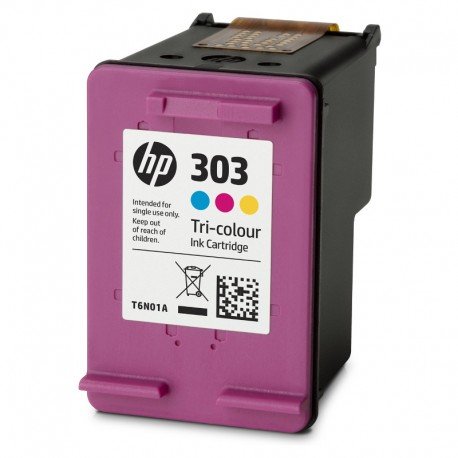 HP T6N01AE Nº303 Tri-color