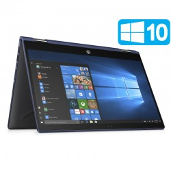 "HP Pavilion x360 14-cd0018ns | Azul Zafiro i5/12GB/256SSD/MX130/14"" Táctil"
