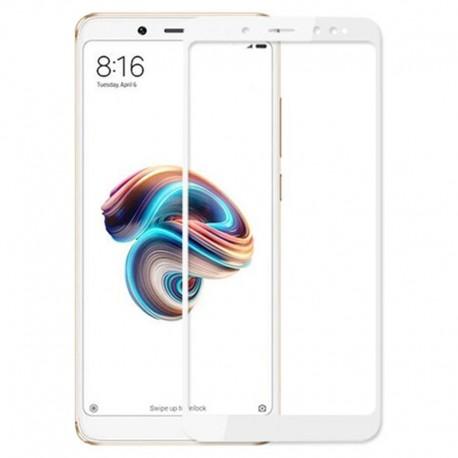Cristal Templado Xiaomi mi A2 Blanco