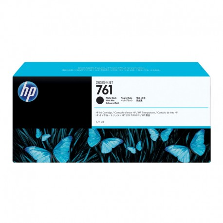 HP CM997A Nº761 Negro Mate