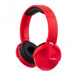 CoolBox CoolMetal Bluetooth Rojo