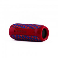 Coolbox Altavoz CoolTube Bluetooth Rojo+Azul