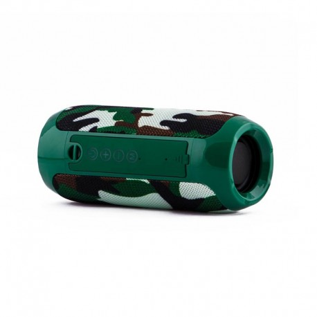 Coolbox Altavoz CoolTube Bluetooth Camuflaje